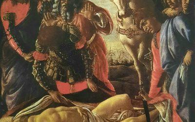 Entdeckung des toten Holofernes