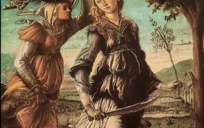 Rückkehr der Judith nach Bethulia